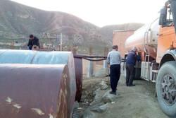توزیع بیش از ۳۵ میلیون لیتر مواد سوختی در روستاهای قزوین