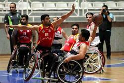 پیگیری اردوهای تیم ملی بسکتبال با ویلچر بعد از اتمام لیگ اروپا