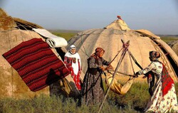 There are many tourists from all over the world who tend to observe nomadic lifestyle, watching activities such as milking, yogurt making, buttering, oiling, woolen, carpeting and much more.