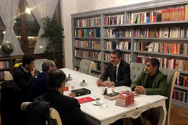 اظهار تعجب سفیر ترکیه از غلبه کتابهای ترجمه بر تالیف در ایران