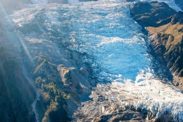 آخرین یخچال های مناطق گرمسیری تا یک دهه دیگر آب می شوند