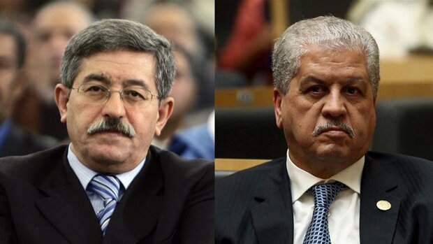 Former leaders Ahmed Ouyahia and Abdelmalek Sellal were both given lengthy jail terms on Tuesday [Reuters]