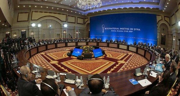 14th round of Astana talks on Syria held in Kazakhstan