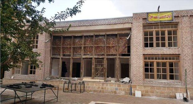 احیای ۵ اثر تاریخی در شهرستان مراغه