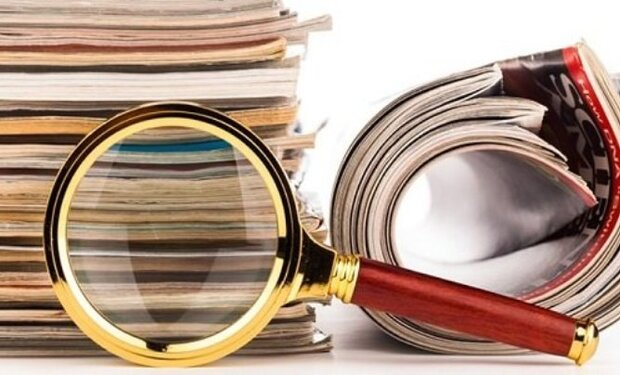فساد سازمان یافته در مجله های علمی و پژوهشی