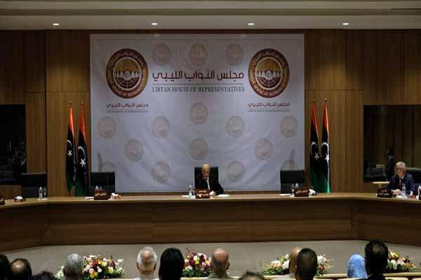 پارلمان لیبی برای مقابله با ترکیه دست به دامان شورای امنیت شد