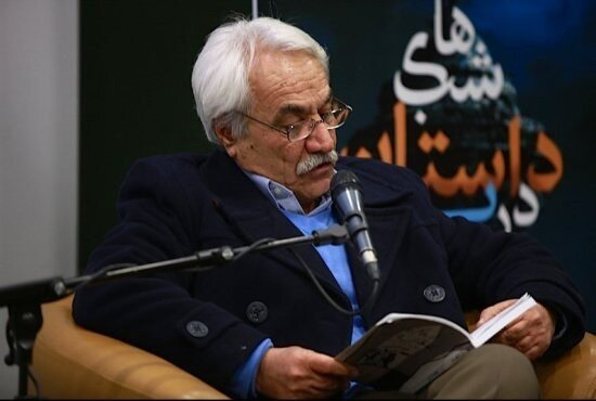 Writer Qobad Azaraiin withdraws from Jalal Al-e Ahmad nominations again