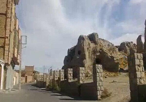 قلعه باستانی مرند ساماندهی و کاوش می شود