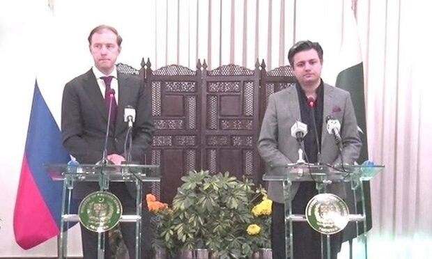 پاکستان کے ترقیاتی منصوبوں ميں روس کی شرکت دونوں ممالک کے لئے مفید