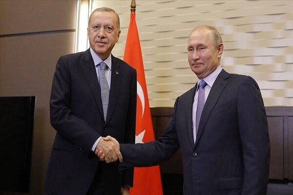 Erdogan, Putin to meet in Istanbul on wed.
