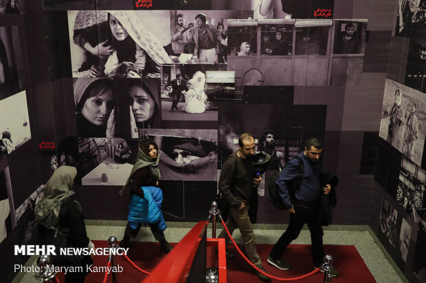 Mehr News Agency - Third day of 13th Iran's Cinema Vérité