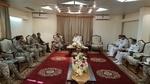 قائد القوة البحرية الإيراني ونظيره القطري يلتقيان في الدوحة
