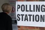 انگلیسیها پای صندوقهای رای رفتند