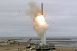 Iran condemns new US ballistic missile test