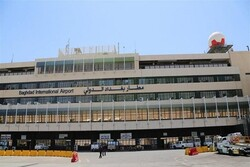 Rocket fired at Baghdad airport: report