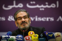 SNSC chief confirms enemy-hatched 'killing plots' around Tehran