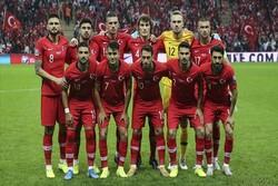 UEFA'dan Türkiye Milli Futbol Takımı kararı