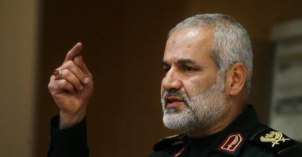 اقتدارنیروهای مسلح ایران قدرت بازدارندگی برای کشور ایجاد کرده است