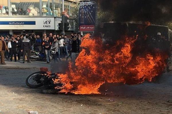 کنگره آمریکا در حمایت از ناآرامیهای ایران لایحه داد