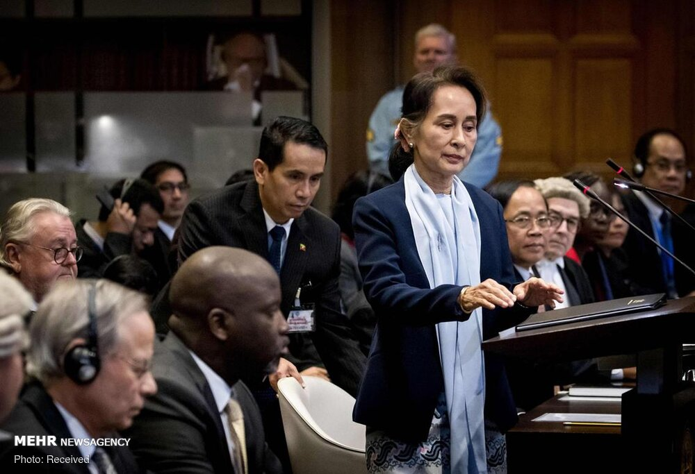 دادگاه رسیدگی به جنایات میانمار علیه مسلمانان