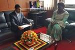 Iran, Uganda discuss parliamentary, economic ties