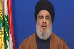 Nasrallah urges world to stand against US sanctions on Iran amid outbreak