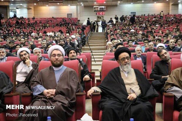 همایش تبیین معارف انقلاب اسلامی در تبریز