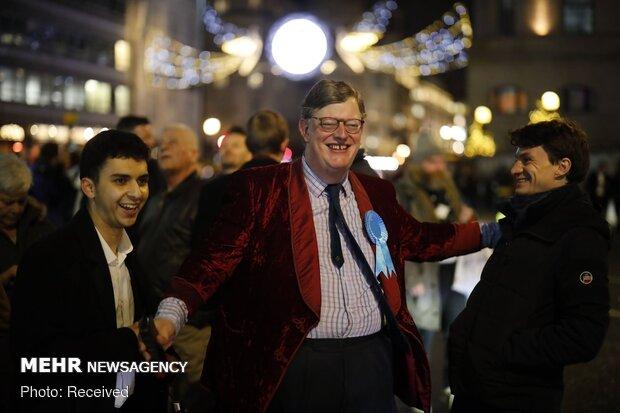انتخابات پارلمانی انگلیس