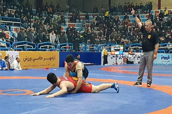 سطح کیفی و فنی مسابقات کشتی خوب بود/ ایران درآستانه قهرمانی