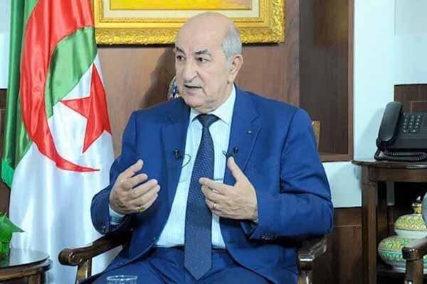 «عبدالمجید تبون» پیروز انتخابات ریاست جمهوری الجزایر شد