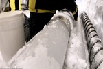 هوای سال ۱۸۷۰ میلادی در قطب جنوب به دام افتاد!