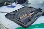 دستگیری ۲ شکارچی غیرمجاز در منطقه حفاظتشده البرز جنوبی