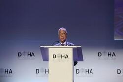 رئيس وزراء ماليزيا: الحظر الاحادي لواشنطن ضد طهران نموذج للديكتاتورية الدولية
