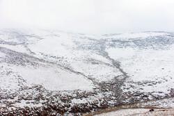 مرد گمشده در کوهستان برفی ایذه پیدا شد