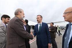 لاريجاني يصل إلى أنطاليا