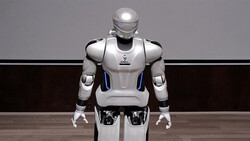 Iran unveils fourth version of Surena humanoid robot