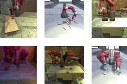 رباتی که مبل و کمد سرهم می کند