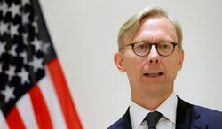 U.S. is open to talks with Iran: Brian Hook