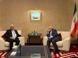Zarif meets with Iraqi, Polish officials in Qatar
