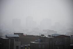 کیفیت هوای اراک در وضعیت «ناسالم برای گروههای حساس» قرار گرفت