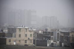 میزان دیاکسید نیتروژن در هوای پایتخت/ پایش غلظت آلاینده ها با تصاویر ماهوارهای