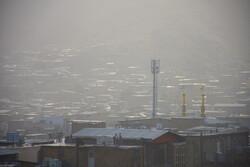 هوای ۳ شهر استان مرکزی در وضعیت ناسالم قرار گرفت