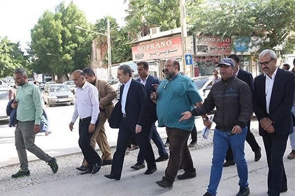 طرح فاضلاب در بافت تاریخی بوشهر تا پایان سال جاری تکمیل میشود