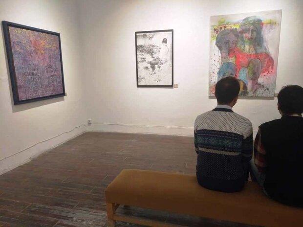 نمایشگاه گروهی «چشم شهر» با آثاری از مشاهیر نقاشی ایران