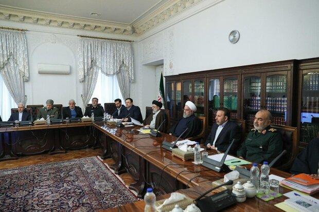 المجلس الأعلى للفضاء الافتراضي الإيراني يبحث سبل تطوير الإنترنت الوطنية