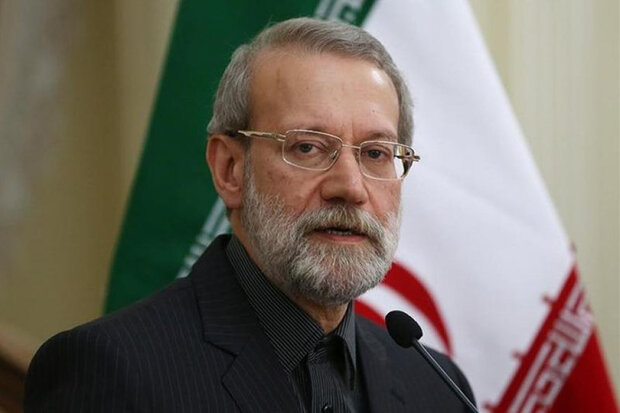 İran Meclis Başkanı Lübnan Cumhurbaşkanı ile görüştü