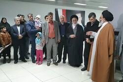 اول قافلة من الزوار الايرانيين تصل الى دمشق