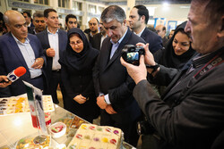 Intl. transportation, logistics expo inaugurated in Tehran