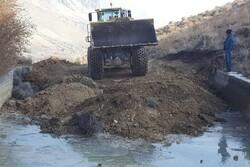 رفع تصرف بیش از ۱۰ هکتار اراضی ملی ورامین