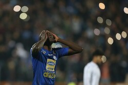 Esteghlal star Diabate sidelined for three weeks